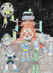 Favorite Robot Masters (Part 1)