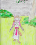 Assassin Maid Marian (Version 3) by MellowSunPanther