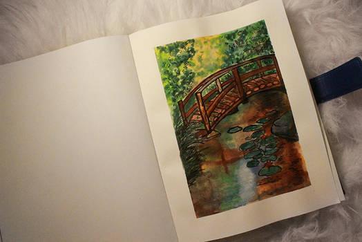Landscape Watercolour