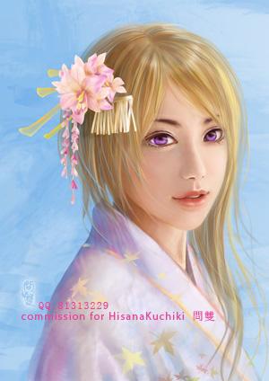 Henmi Kaori by shuangwen