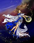 The Goddess Belldandy