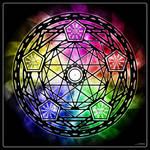 Grand Elemental Pentagram