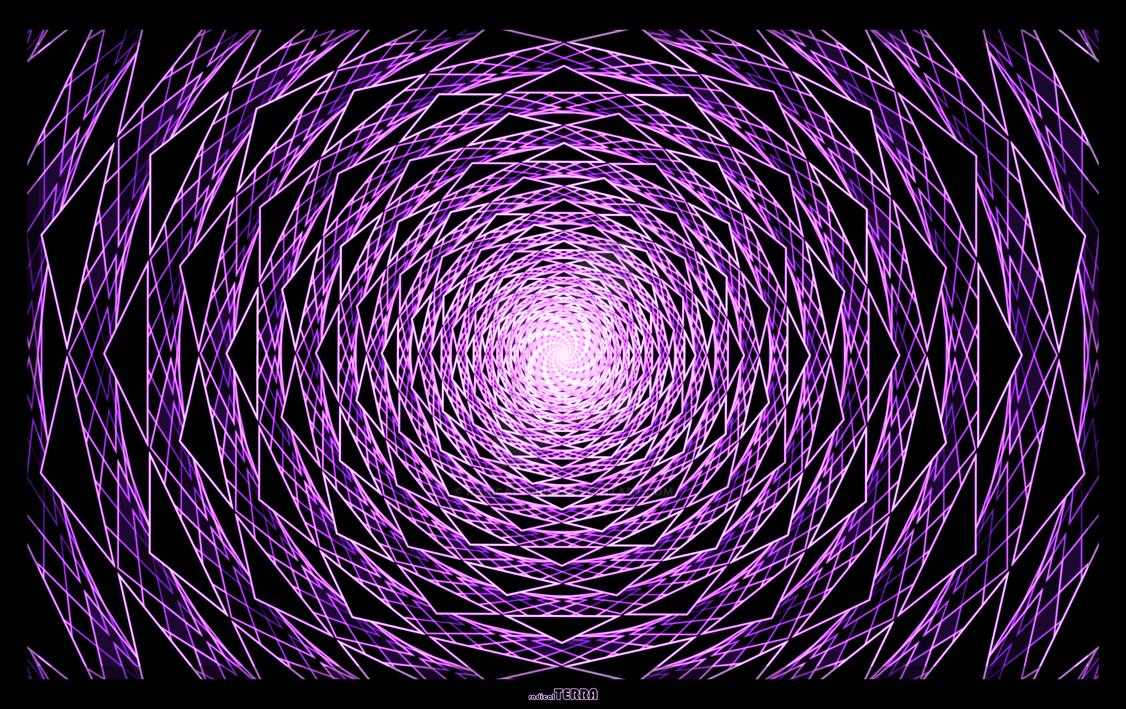 7th Ray of Violet - Amethyst by radicalTERRA