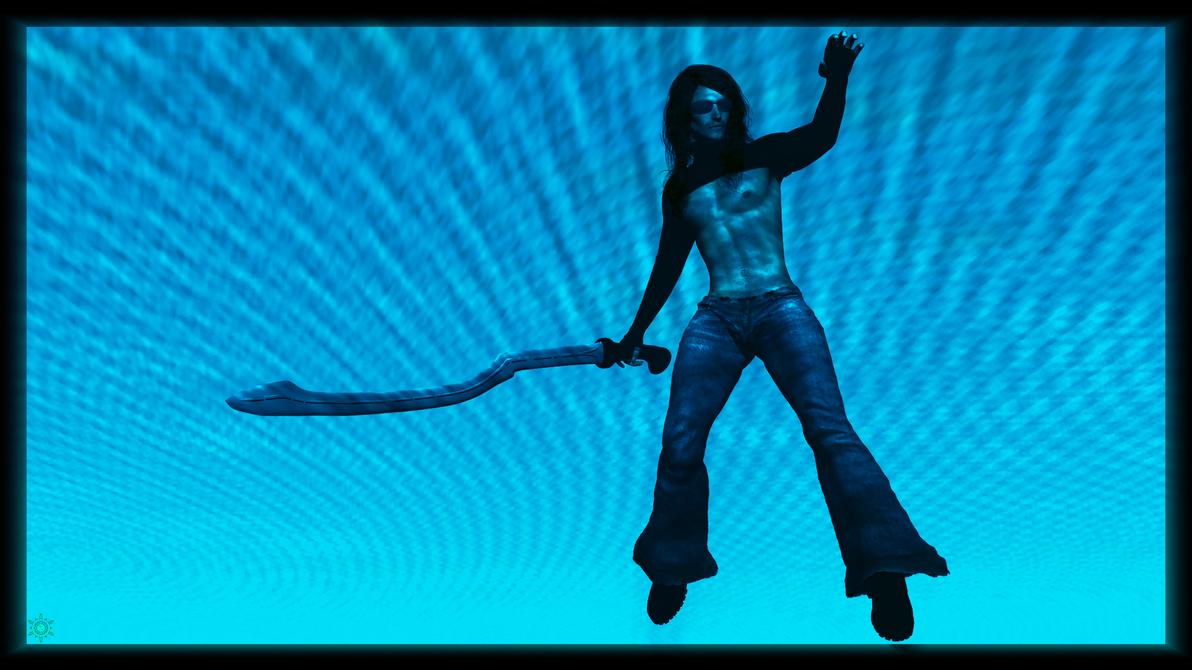 Enki - Lord of The Deep by radicalTERRA