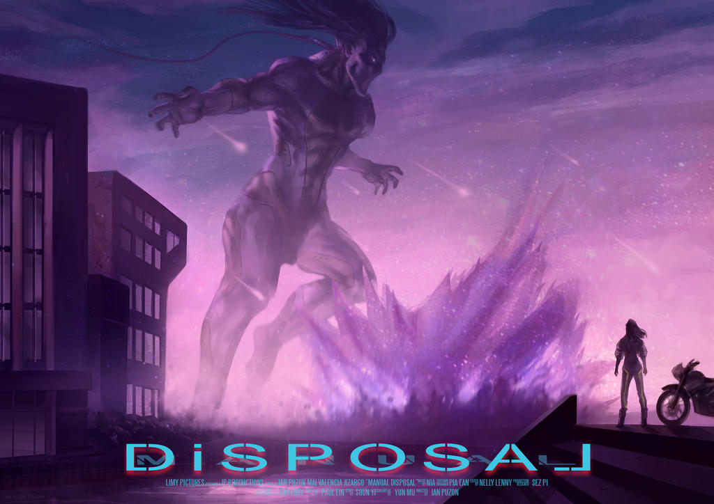 DiSPOSAL by niafrancois