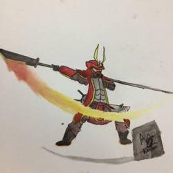 Nova Samurai