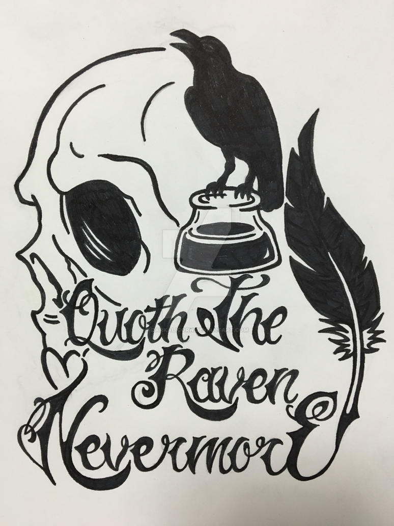 Quoth The Raven by DarkAlicorn