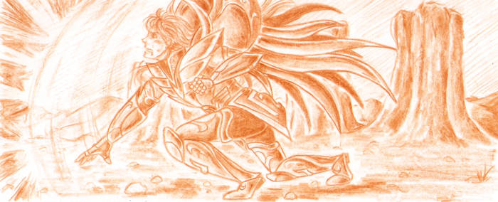 Fight with Loki - Shaka