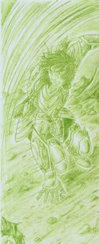 Fight with Loki - Dokho