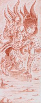 Fight with Loki - Aiolia