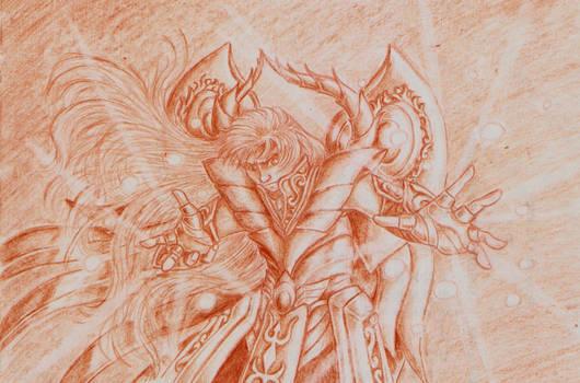 Fight with Loki2 - Shaka