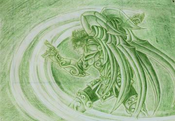 Fight with Loki2 - Shura