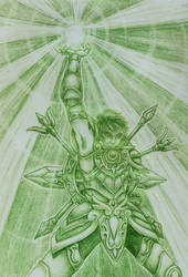 Fight with Loki2 - Dokho