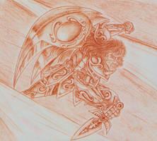 Fight with Loki2 - Milo