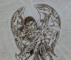 Fight with Loki2 - Aldebaran