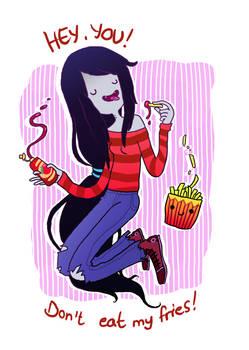 Marceline's fries