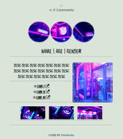 Neon Town [Non-Core Code] by PinkSinsila
