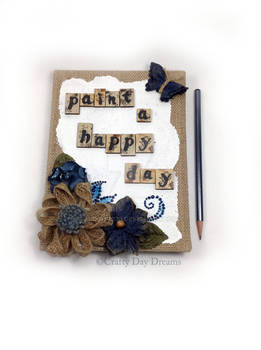 Paint a happy day