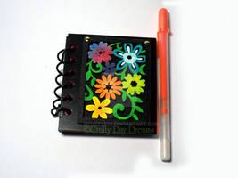 Neon Flower Book