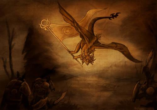 Pyra the Banner Bearer