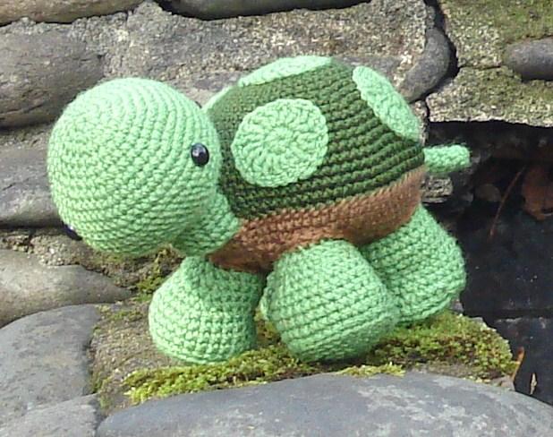Wandering Turtle by voodoomaggie
