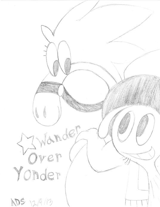 Wander Over Yonder by ADSHedgehog
