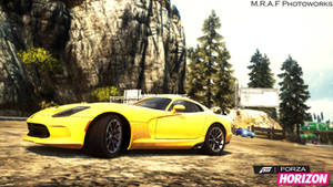 Need For Speed Most Wanted: Dodge Viper SRT10 2013 by MRAFPhotoworks