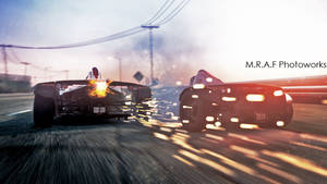 Need For Speed Most Wanted: Side Swipe