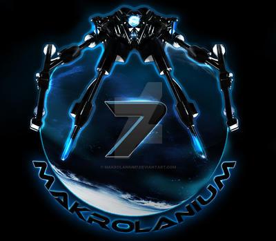 Makrolanium7 Logo V1 by Makrolanium7