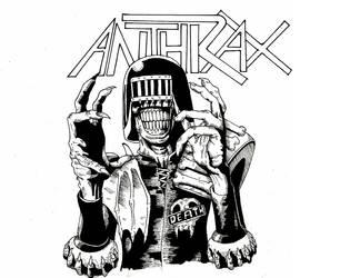 ANTHRAX by PunkMetalhead