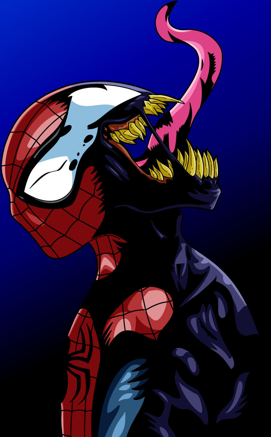 Ultimate Spiderman by ...