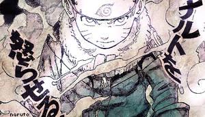 Naruto Scroll