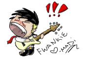 Frankkkkkk My Chemical Romance by FrougChronicles