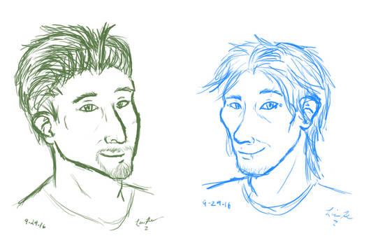 MacCready and Liam - Fallout 4