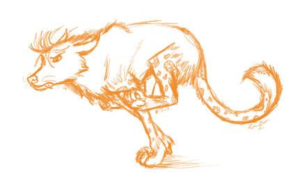 050317Leowolf by Pegasicorn
