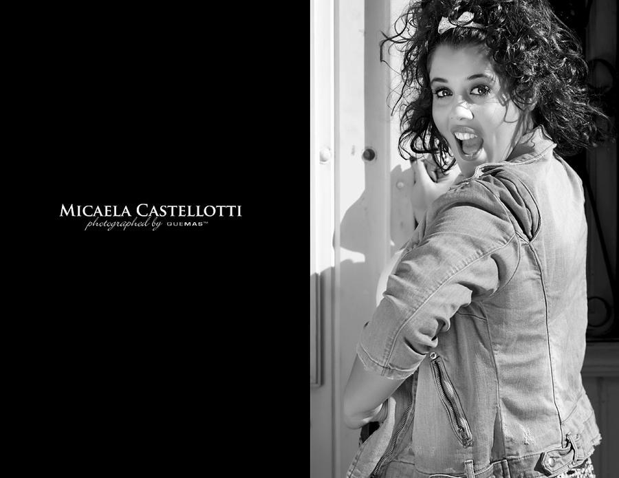 Micaela Castellotti 01 by quemas