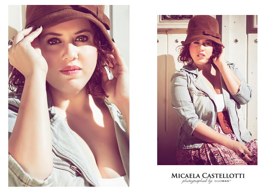 Micaela Castellotti 03 by quemas