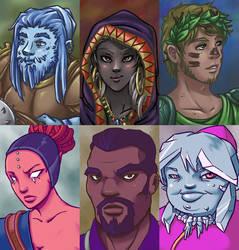 Baldur's Gate Buddies