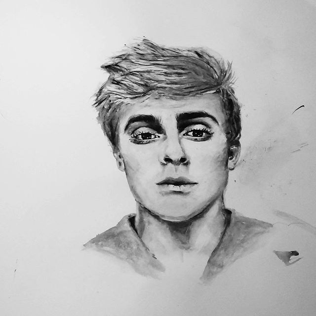 Jake paul by haidaorca