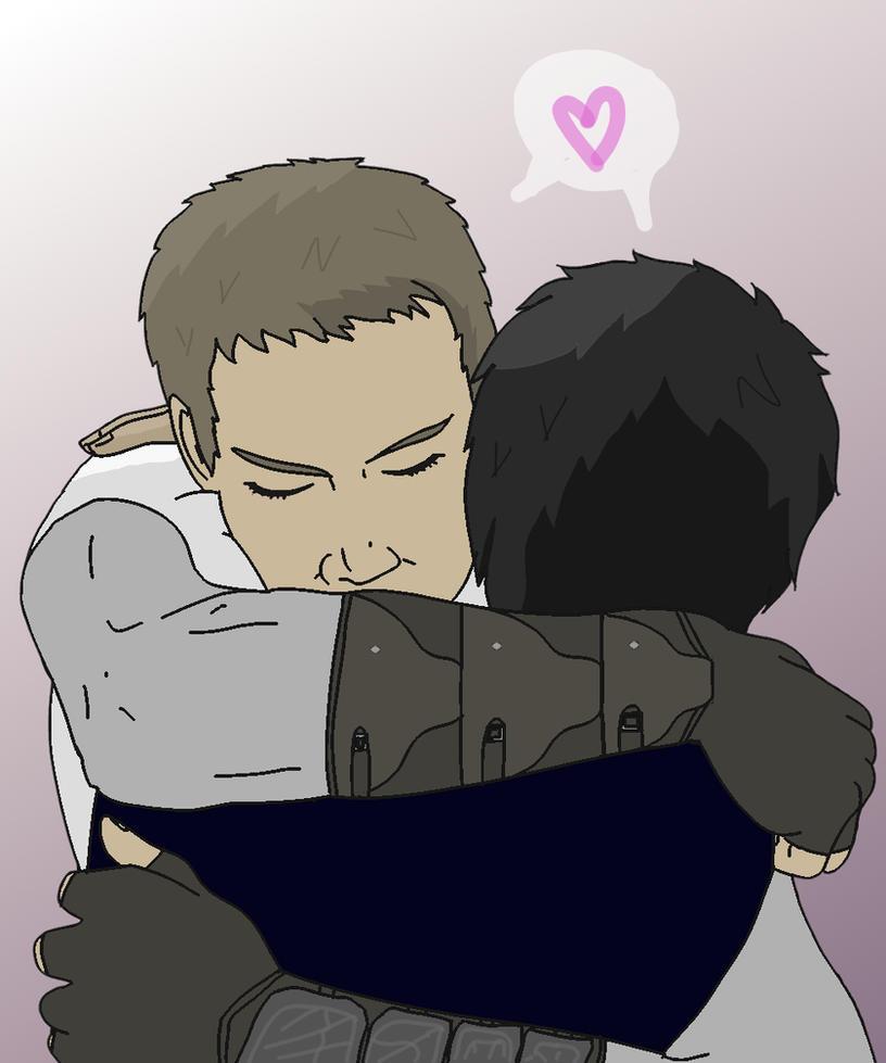 Altmalber 2: Cuddling Somewhere by Vitacazzo