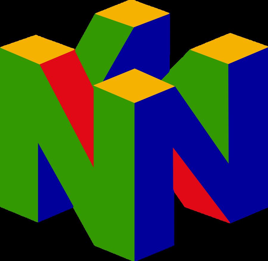Nintendo 64 Logo by GGRock70 on DeviantArt