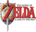 Zelda A Link To The Past Logo