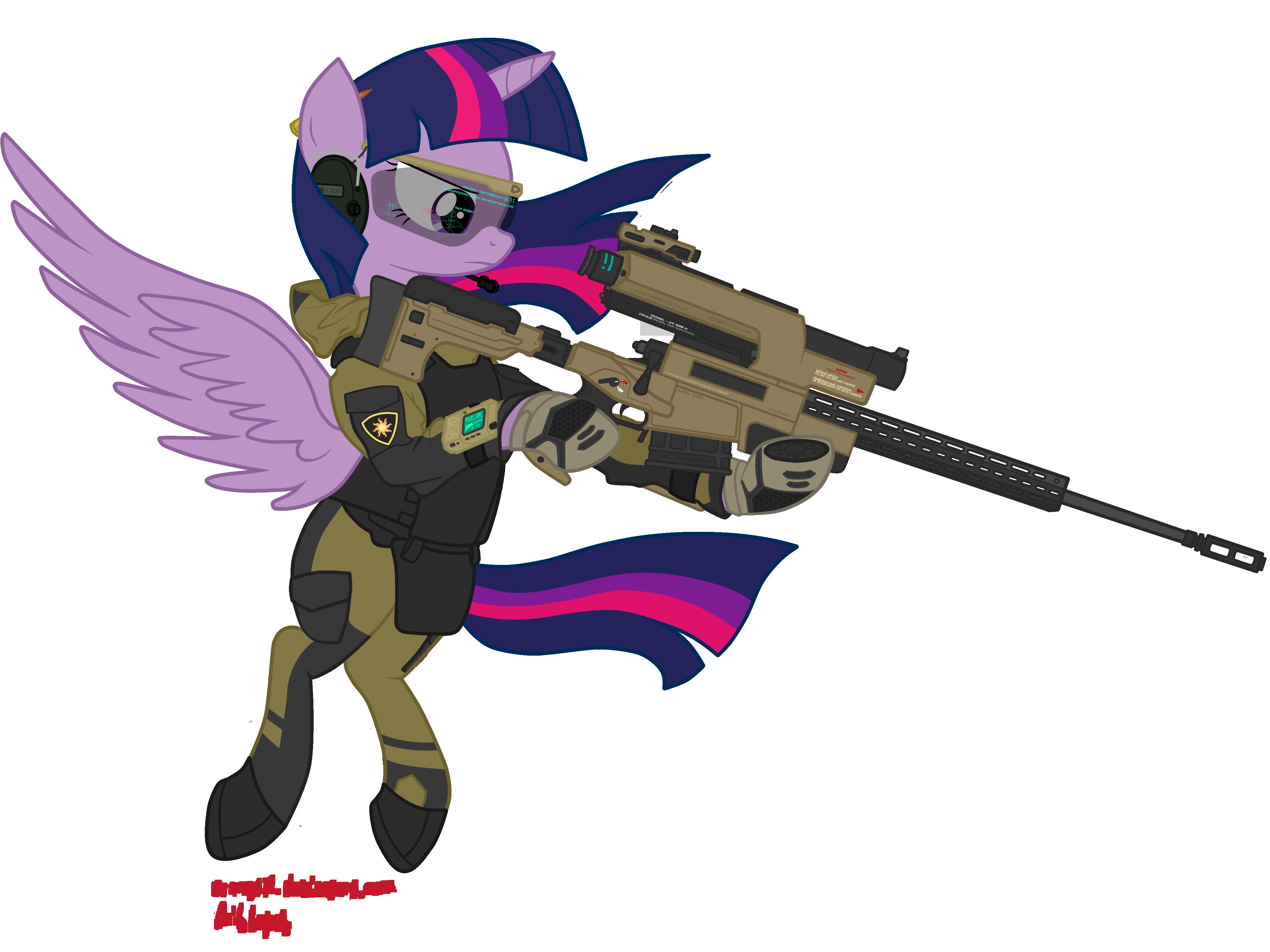 Twilight Recon Sniper by orang111 on DeviantArt