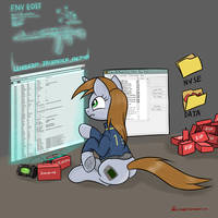 Little pip with FNV edit by orang111
