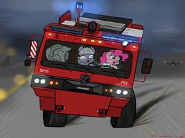 Emergency dispatch by orang111