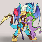 Ember with Spike