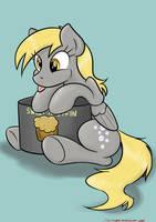 I got muffin ! by orang111