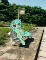 <b>Lyra Is Waiting...</b><br><i>orang111</i>
