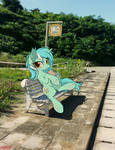 Lyra is waiting...