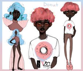 Donut | auction adopt [closed]